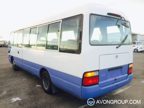 Used 2001 Toyota Coaster for Sale in Japan #13389
