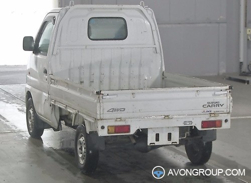 Used 2000 Suzuki Carry Truck for Sale in Tanzania #13391