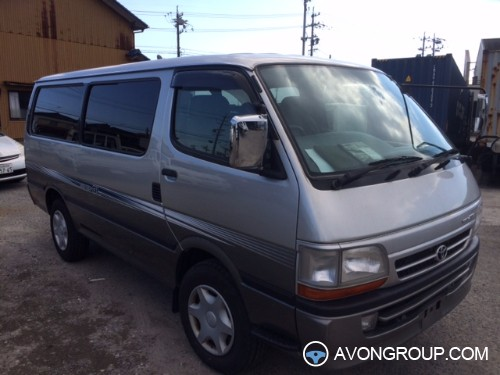 Luxury Toyota HIACE VAN  2008 Used For Sale