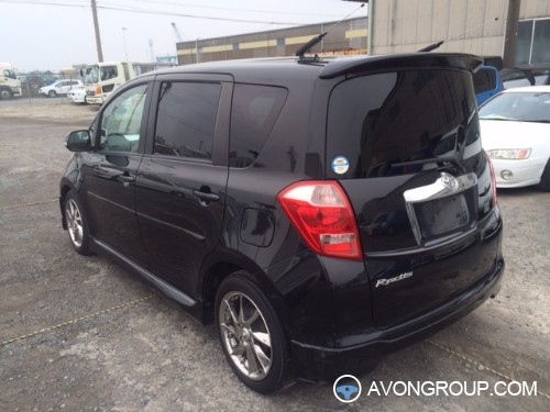 Used 2006 Toyota Ractis for Sale in Japan #13459