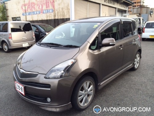 Used 2006 Toyota Ractis for Sale in Japan #13462