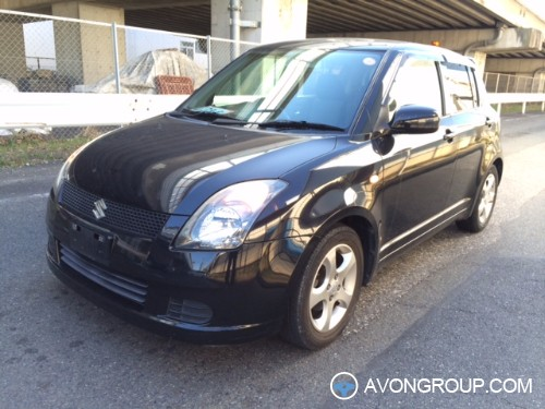 Used 2006 Suzuki Swift for Sale in Japan #13468