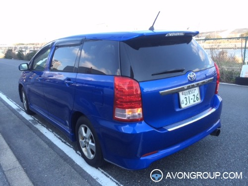 Used 2006 Toyota Wish for Sale in Japan #13479