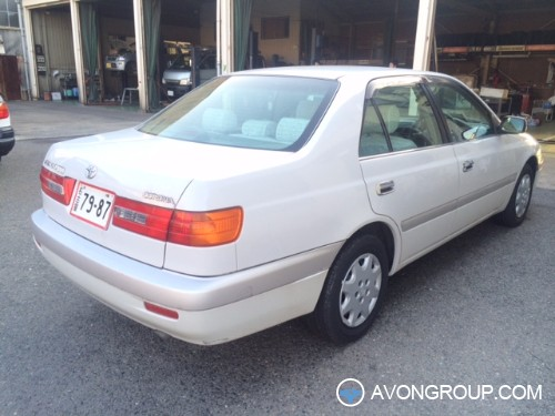 Used 2001 Toyota Corona for Sale in Japan #13483