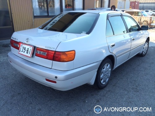 Used 2001 Toyota Corona for Sale in Japan #13484