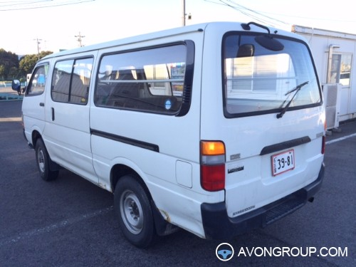 Used 1995 Toyota Hiace for Sale in Japan #13487