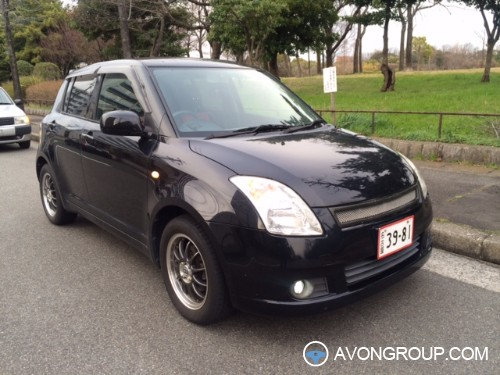 Used 2006 Suzuki Swift for Sale in Japan #13488