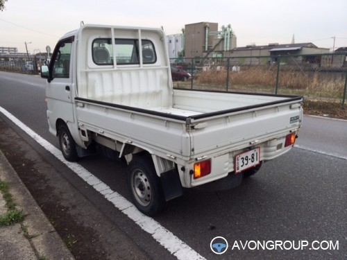 Used 2002 Daihatsu Hijet Truck for Sale in Japan #13492