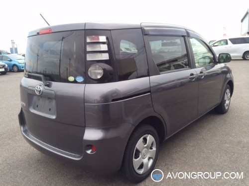 Used 2006 Toyota Sienta for Sale in Japan #13494