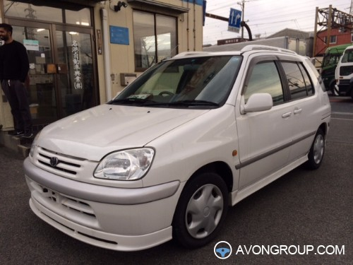 Used 1999 Toyota Raum for Sale in Japan #13495
