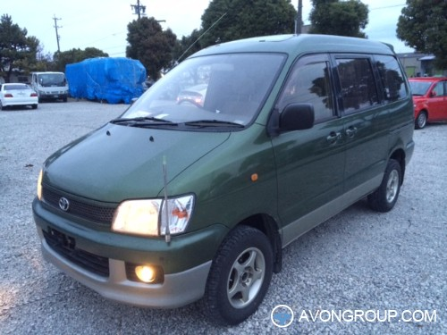 Used 1997 Toyota Liteace Noah for Sale in Japan #13497