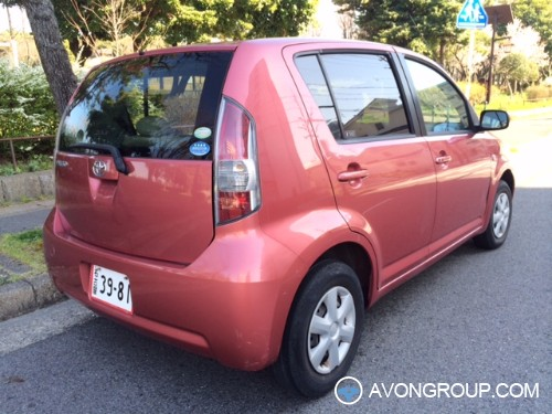 Used 2006 Toyota Passo for Sale in Japan #13500
