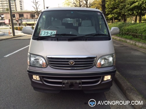 Elegant 2007 Toyota Hiace Super Gl Kdh206 30 Diesel For Sale Japan 200k