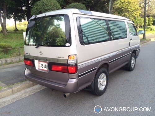 Used 1999 Toyota Hiace for Sale in Japan #13514