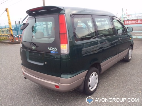Used 2001 Toyota Townace Noah for Sale in Japan #13518
