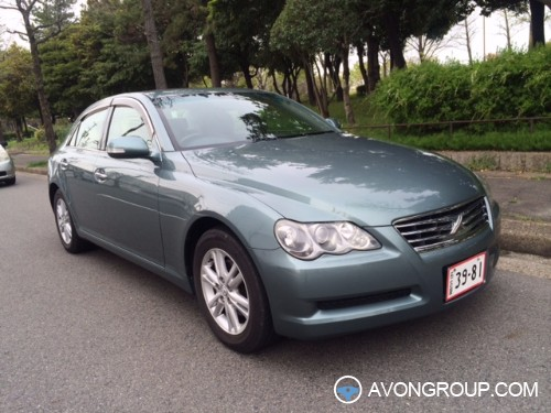 Used 2006 Toyota Mark X for Sale in Japan #13519