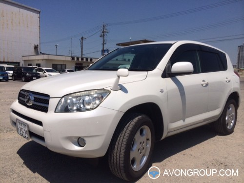 Used 2008 Toyota Rav 4 for Sale in Japan #13525