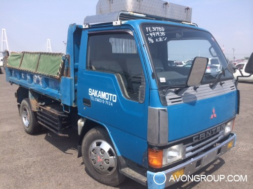 Used 1990 Mitsubishi Canter for Sale in Japan #13526