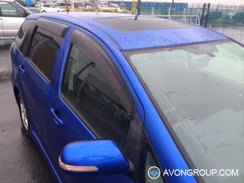 Used 2006 Toyota Wish for Sale in Japan #13535