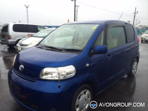 Used 2006 Toyota Porte for Sale in Japan #13536