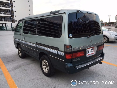 Used 1998 Toyota Hiace Wagon for Sale in Japan #13537