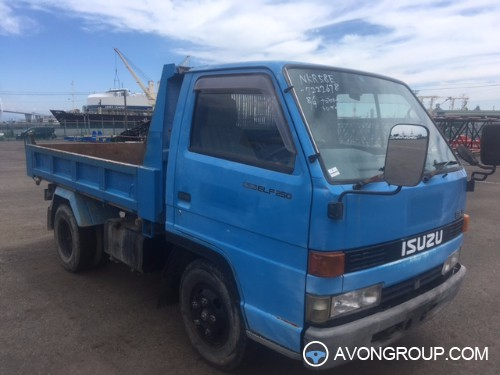 Used 1991 Isuzu ELF TRUCK for Sale in Japan #13550