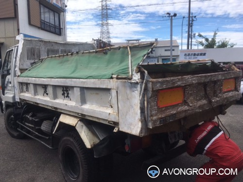 Used 1994 Isuzu FORWARD JUSTON DUMO for Sale in Japan #13553