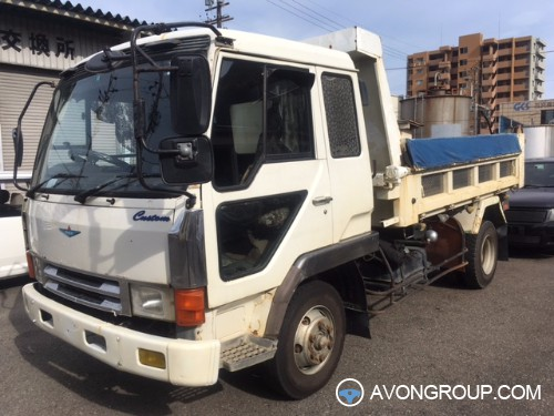 Used 1988 Mitsubishi FUSO DUMP for Sale in Japan #13558