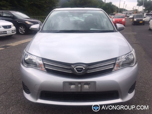 Used 2013 Toyota COROLLA AXCIO for Sale in Japan #13559