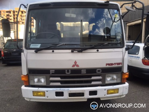 Used 1991 Mitsubishi FUSO DUMP for Sale in Japan #13560