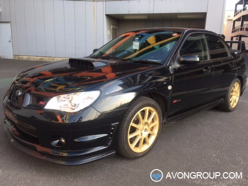 Used 2006 Subaru IMPREZA WRX for Sale in Japan #13561