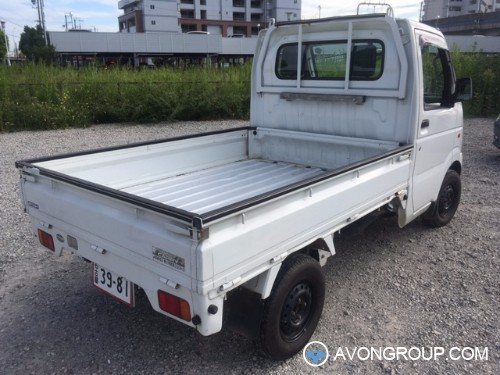 Used 2002 Suzuki CARRY TRUCK for Sale in Japan #13563