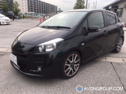 Used 2012 Toyota VITZ for Sale in Japan #13565