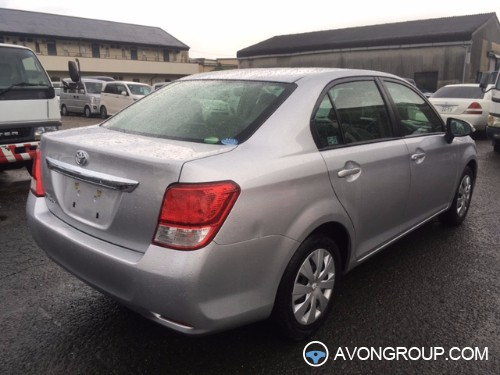 Used 2014 Toyota COROLLA AXCIO for Sale in Japan #13566