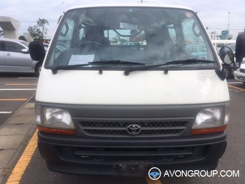 Creative Used HIACE VAN TOYOTA For Sale  CFJ0064808  Car From Japan