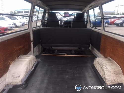 Used 1998 Toyota Hiace for Sale in Japan #13568