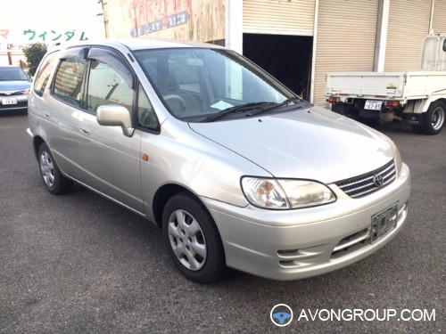 Used 1999 Toyota Spacio for Sale in Japan #13575
