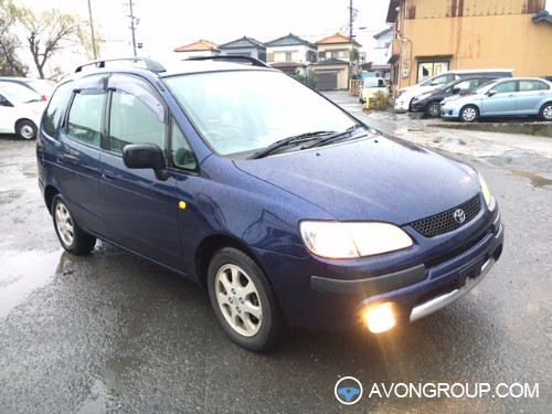 Used 1998 Toyota Spacio for Sale in Japan #13578