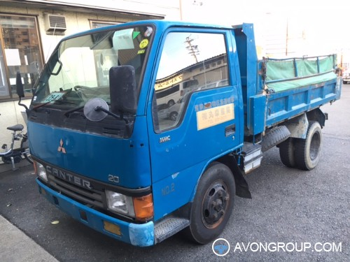 Used 1990 Mitsubishi Canter for Sale in Uganda #13583