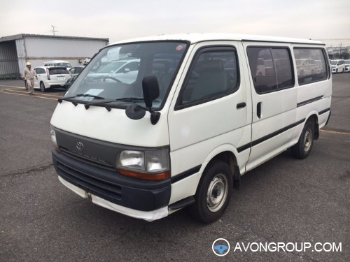 Used 1989 Toyota Hiace for Sale in Japan #13587