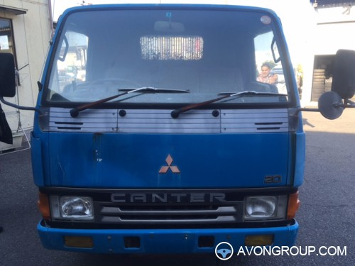 Used 1991 Mitsubishi CANTER DUMP TRUCK for Sale in Japan #13593