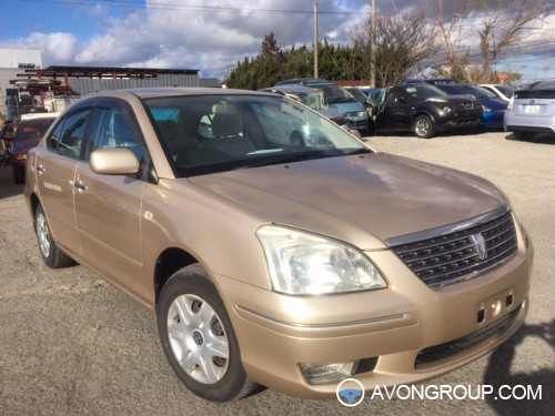 Used 2002 Toyota PREMIO for Sale in Japan #13597