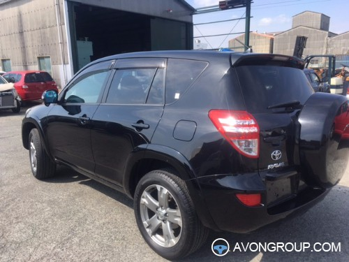 Used 2009 Toyota RAV 4 for Sale in Japan #13600