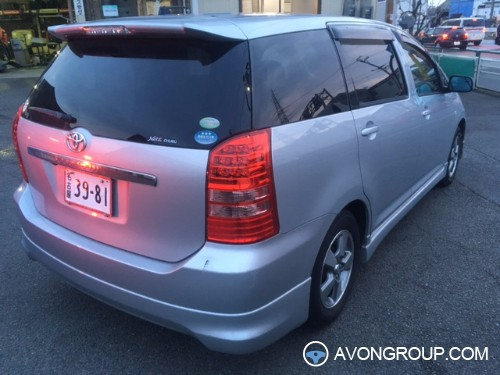 Used 2004 Toyota WISH for Sale in Japan #13602