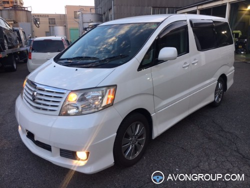 Used 2005 Toyota ALPHARD for Sale in Japan #13603
