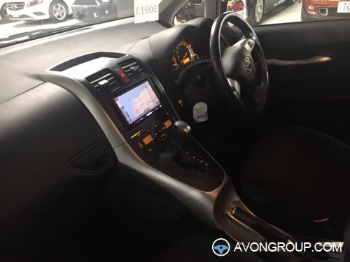 Used 2009 Toyota AURIS for Sale in Japan #13605
