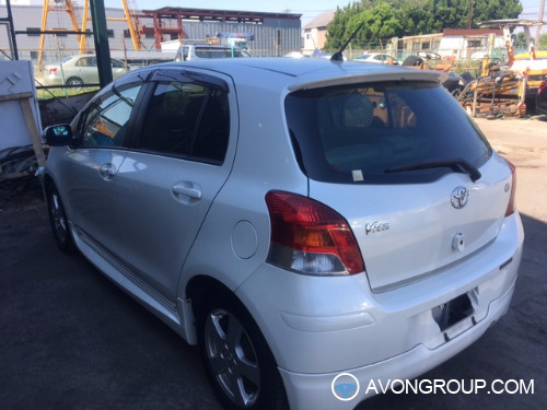Used 2009 Toyota Vitz for Sale in Japan #13608