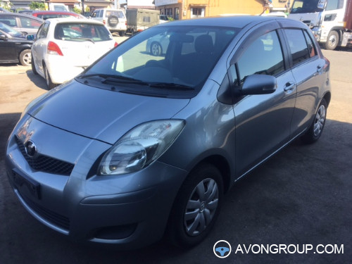 Used 2009 Toyota Vitz for Sale in Japan #13609