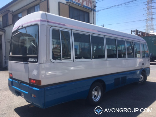 Used 1993 Mitsubishi Rosa for Sale in Japan #13610