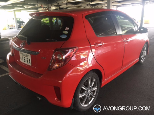 Used 2011 Toyota Vitz for Sale in Japan #13616